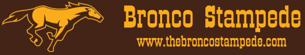 Bronco Stampede:  The unofficial online home for fans of the Western Michigan University Broncos